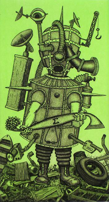 Nonsense as a Warrior by  John D. Gall - Masterpiece Online
