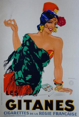DB045 - Gitanes Cigar... by   DRANSY - Masterpiece Online