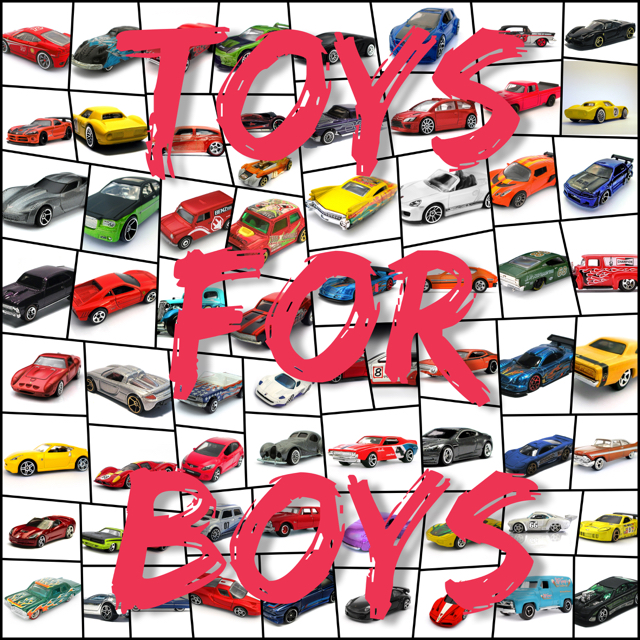 Toys for Boys by  ARTOTHEQUE ART'PLACE - Masterpiece Online