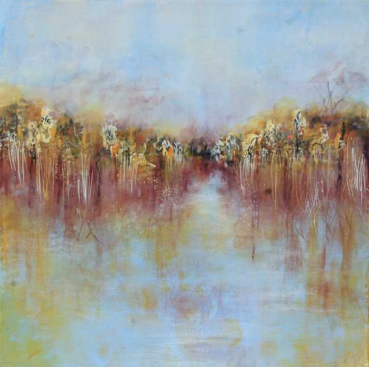Summner on the Pond 1 by  Emma Ashby - Masterpiece Online