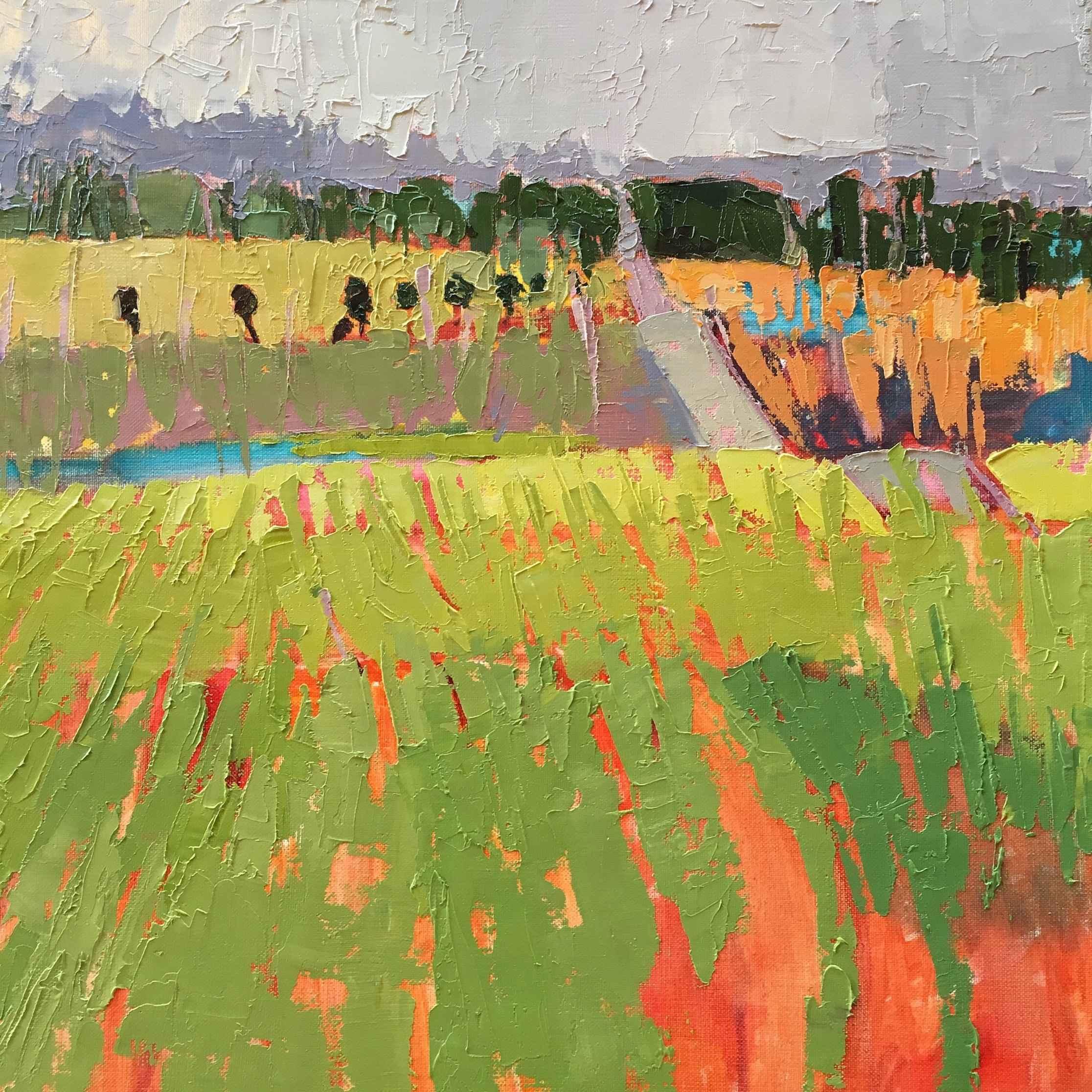 Low Light Fields by  Grace Afonso - Masterpiece Online
