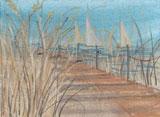 DP-OFFSHORE by  P. Buckley Moss  - Masterpiece Online