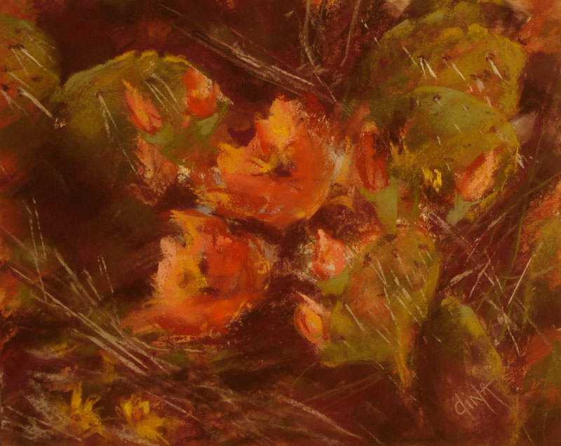 Blooming by Mrs Dina Gregory - Masterpiece Online