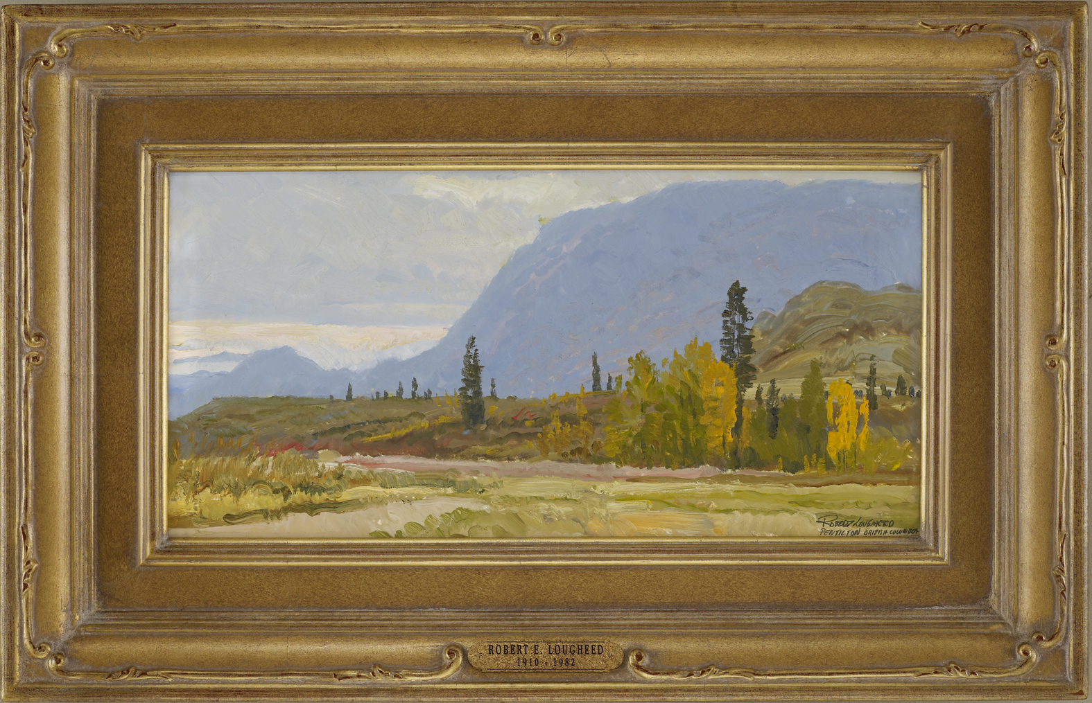 Penticton, BC by  Robert Lougheed - Masterpiece Online