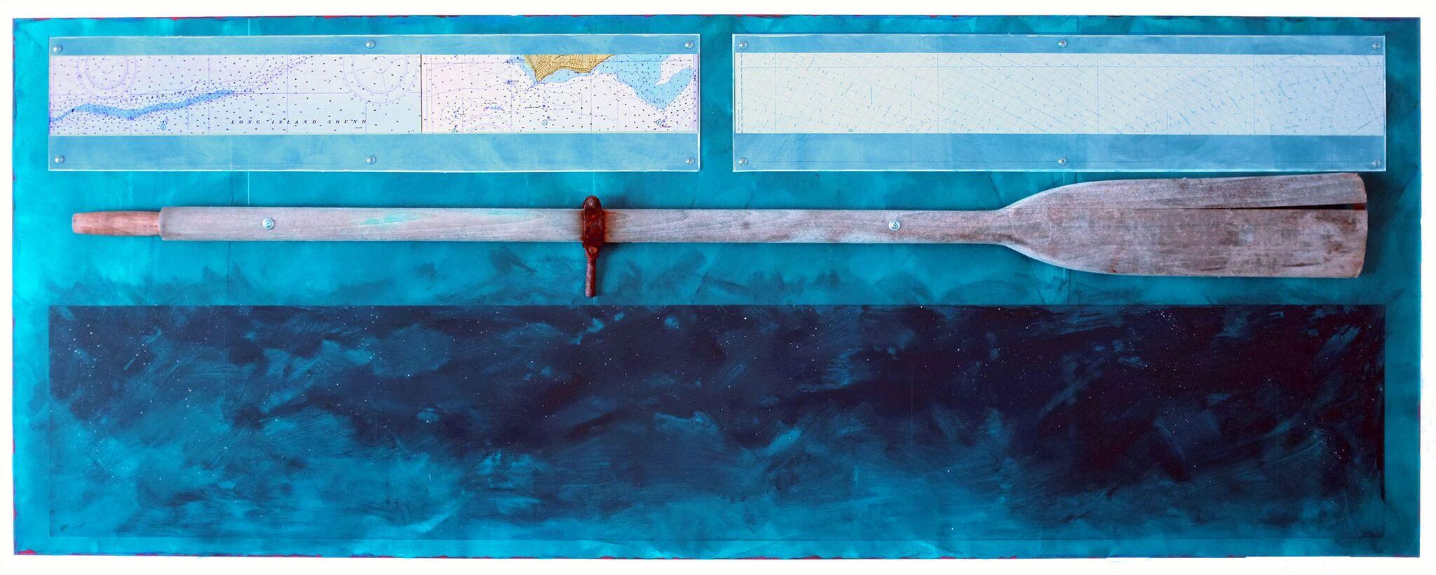 Long Sand Shoal represented by  by  Rex Prescott Walden