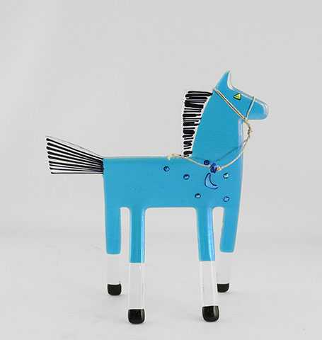 Manipulated Horse by  Newy Fagan - Masterpiece Online
