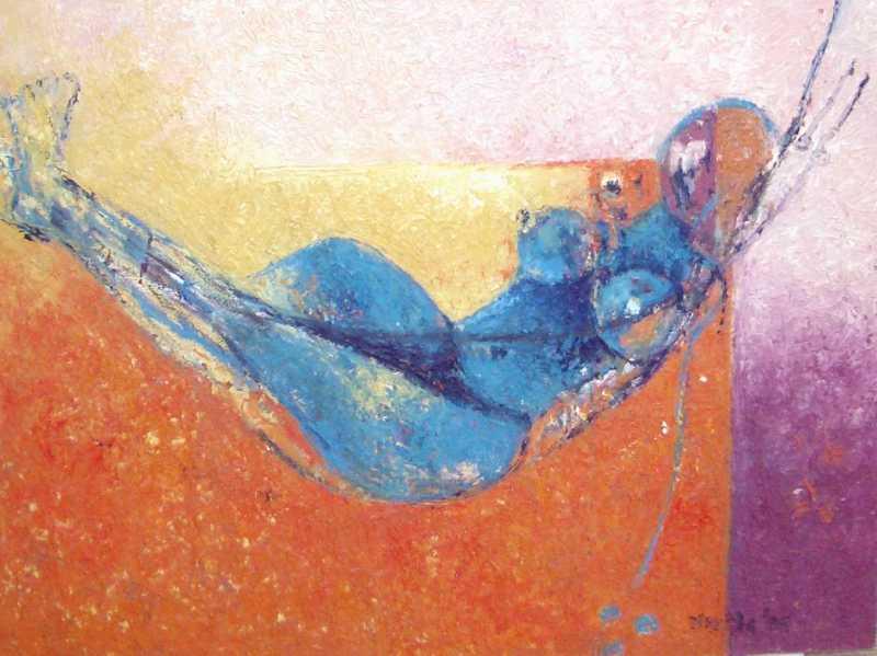 Hamock by Mr. Patrick Mazola - Masterpiece Online