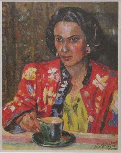 Sue by  Lois Mailou Jones - Masterpiece Online