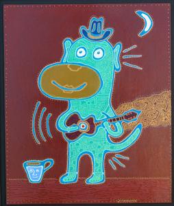Green Monkey by  Joel Nakamura - Masterpiece Online