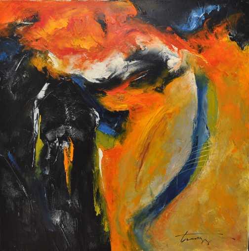 Fire of Love by  Wayne Trapp - Masterpiece Online