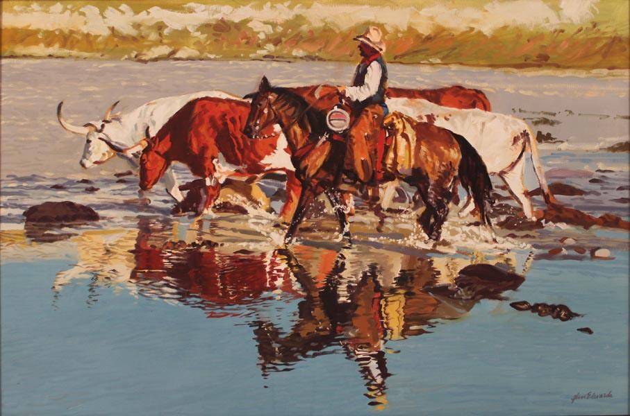 Sweetwater by  Glen Edwards - Masterpiece Online
