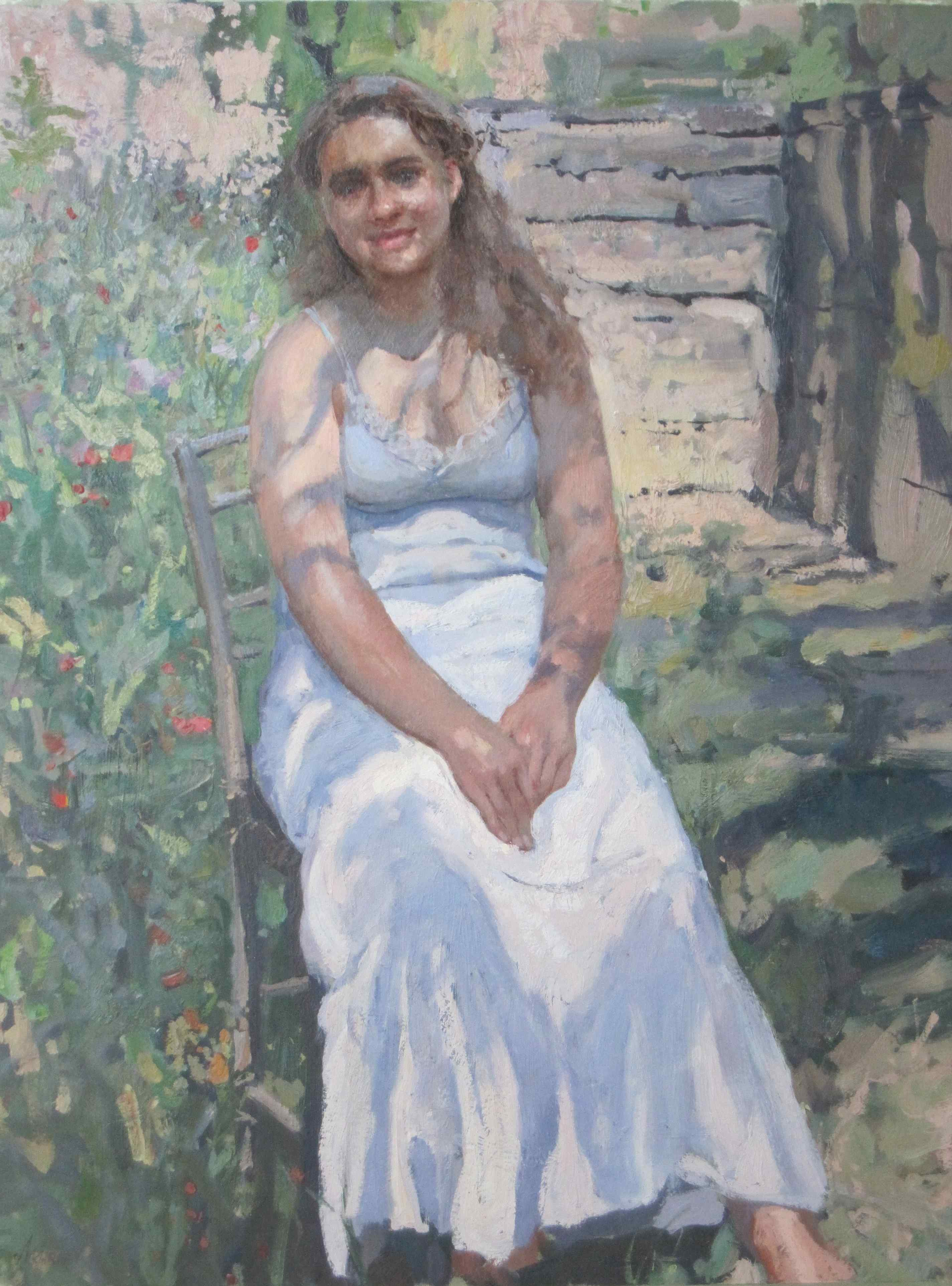 Dorothy by  Daud Akhriev - Masterpiece Online