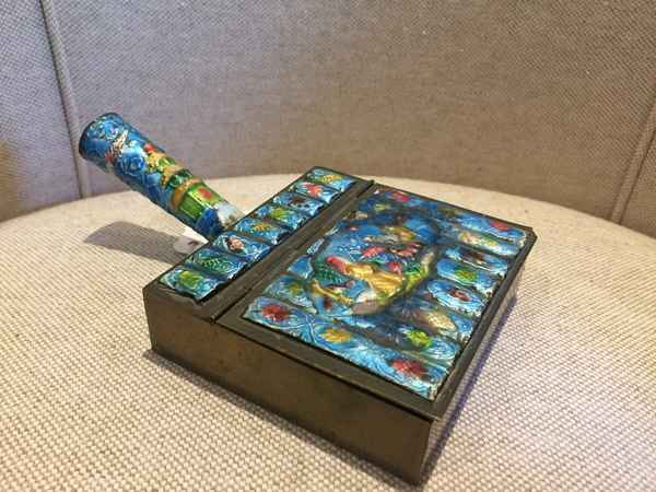 Cigarette Box by  Chinese  - Masterpiece Online
