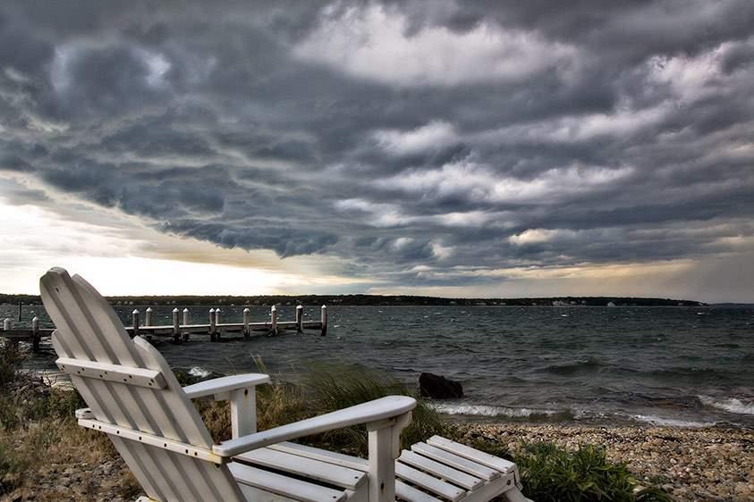 Threatening Weather, ... by  Michael Stimola - Masterpiece Online