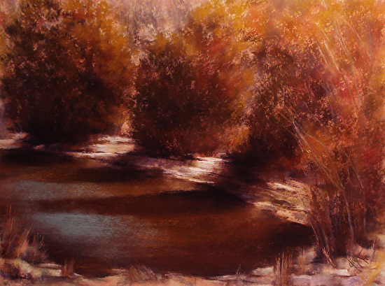 First Light on the Pa... by Mrs Dina Gregory - Masterpiece Online