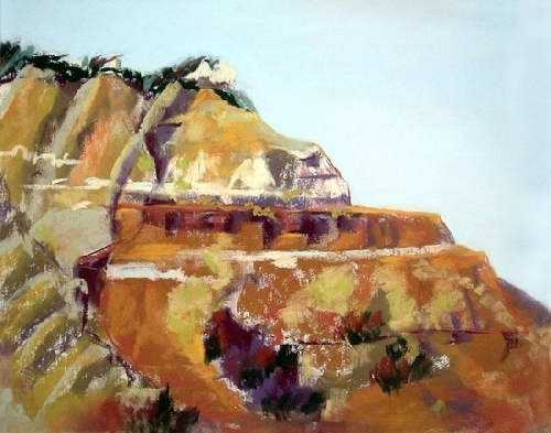 Top of the Canyon by Mrs Dina Gregory - Masterpiece Online