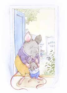 Moms Can Comfort by  Lynn Munsinger - Masterpiece Online