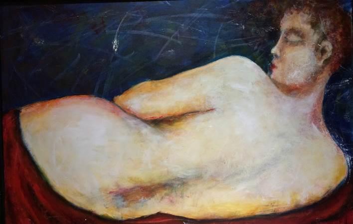 UNTITLED by Mrs. ANA MARINI - GENZON - Masterpiece Online