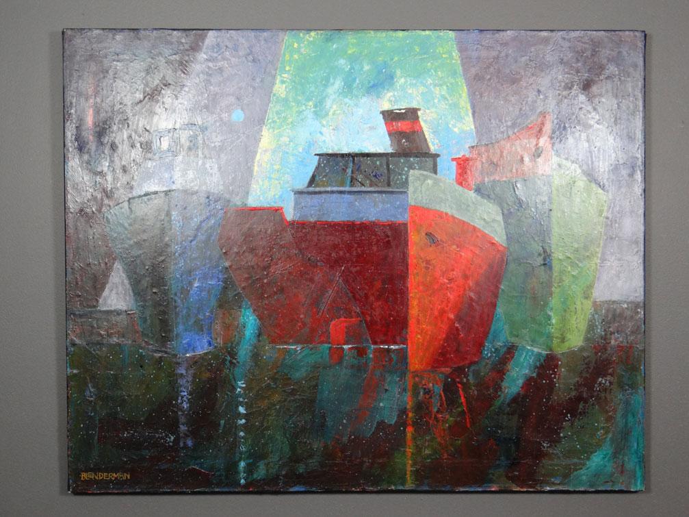 Port  by  Robert Blenderman