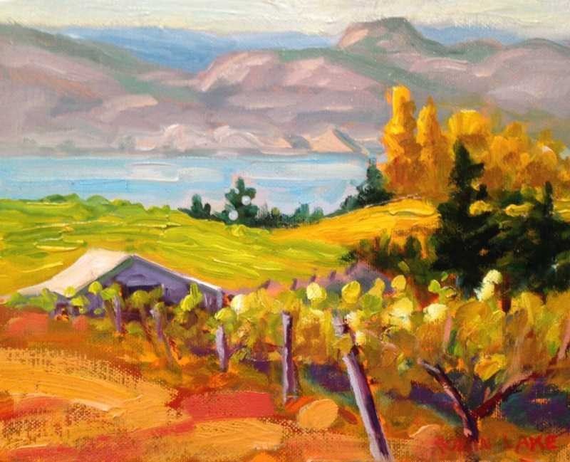 Autumn Gold by  Robyn Lake - Masterpiece Online