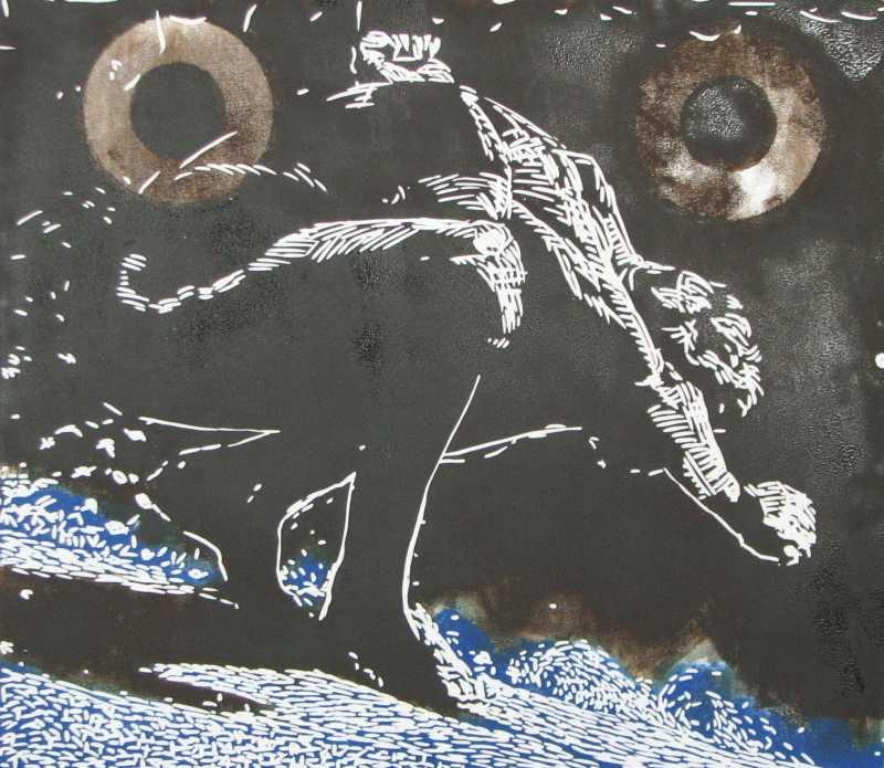 Quasi Ed: 1/1 by  Carol Bennett - Masterpiece Online