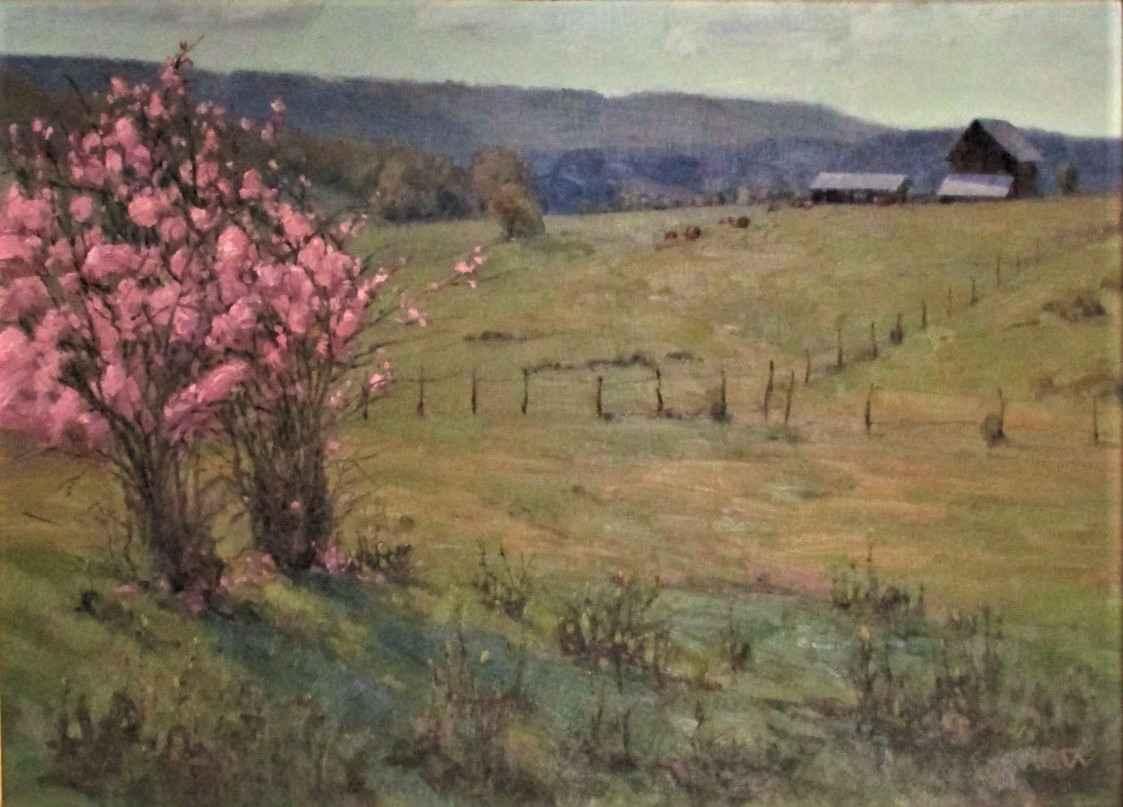 Willamette Valley Spr... by  Josh Elliott - Masterpiece Online