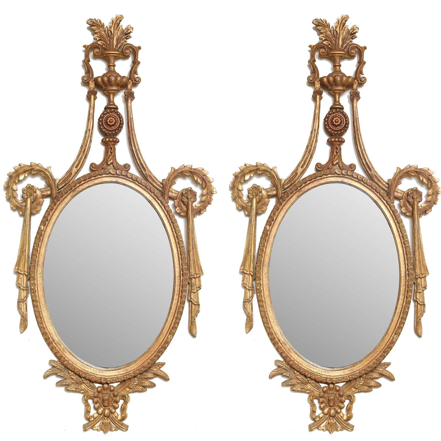Pair of Classical-for... by  Italian  - Masterpiece Online