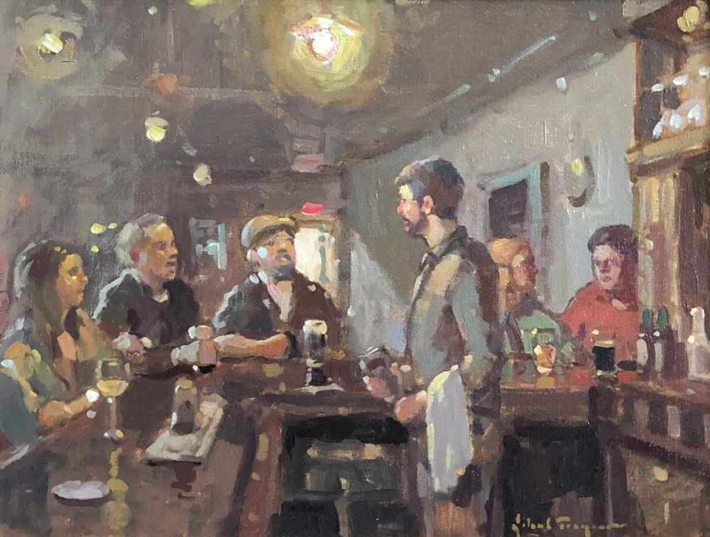 Bar Room Conversations