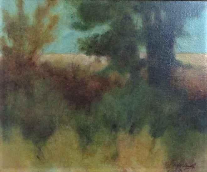 Untitled ( Trees) by  Mark Clarke - Masterpiece Online
