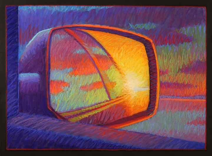 UpIsland Sunset by  Gigi Horr Liverant - Masterpiece Online