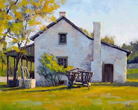 Farm House by Mr Bob Rohm - Masterpiece Online