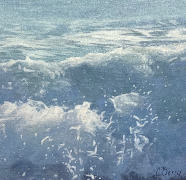 Splashing on You by  Colin Berry - Masterpiece Online