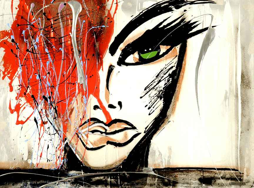 Giclee metal gayane (...  by