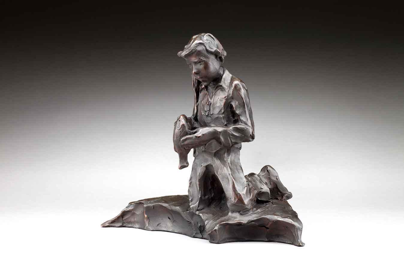 Young Abe 4/21 by Ms. Jane DeDecker - Masterpiece Online