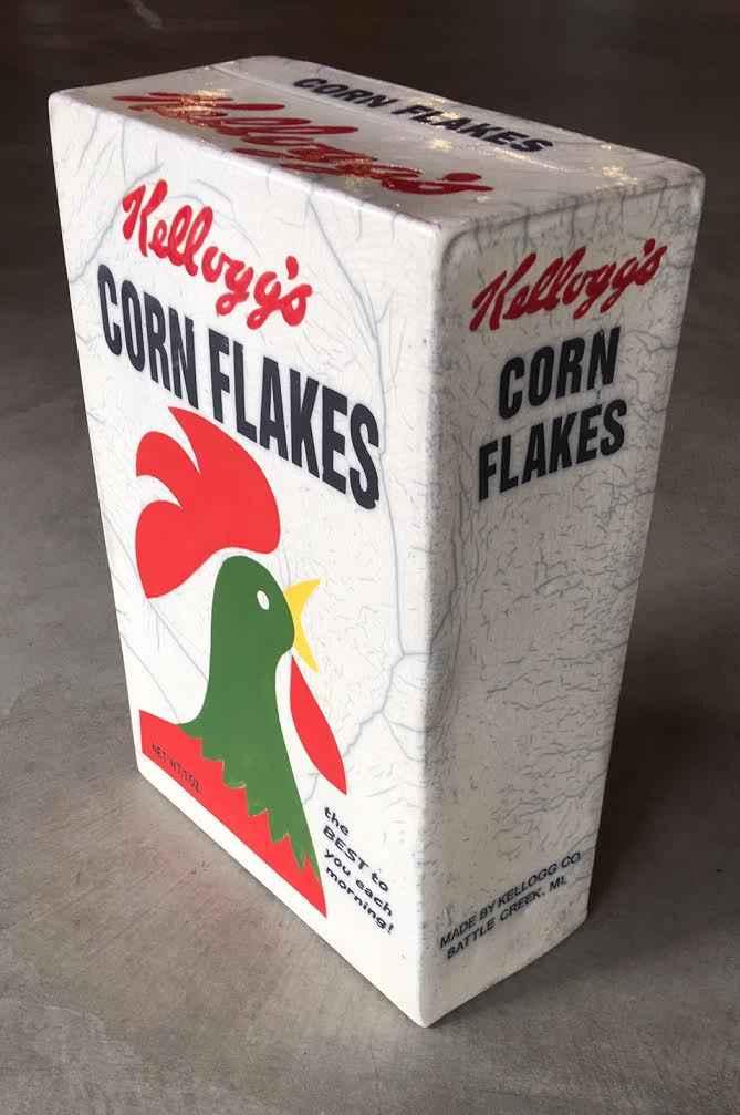 Corn Flakes Box