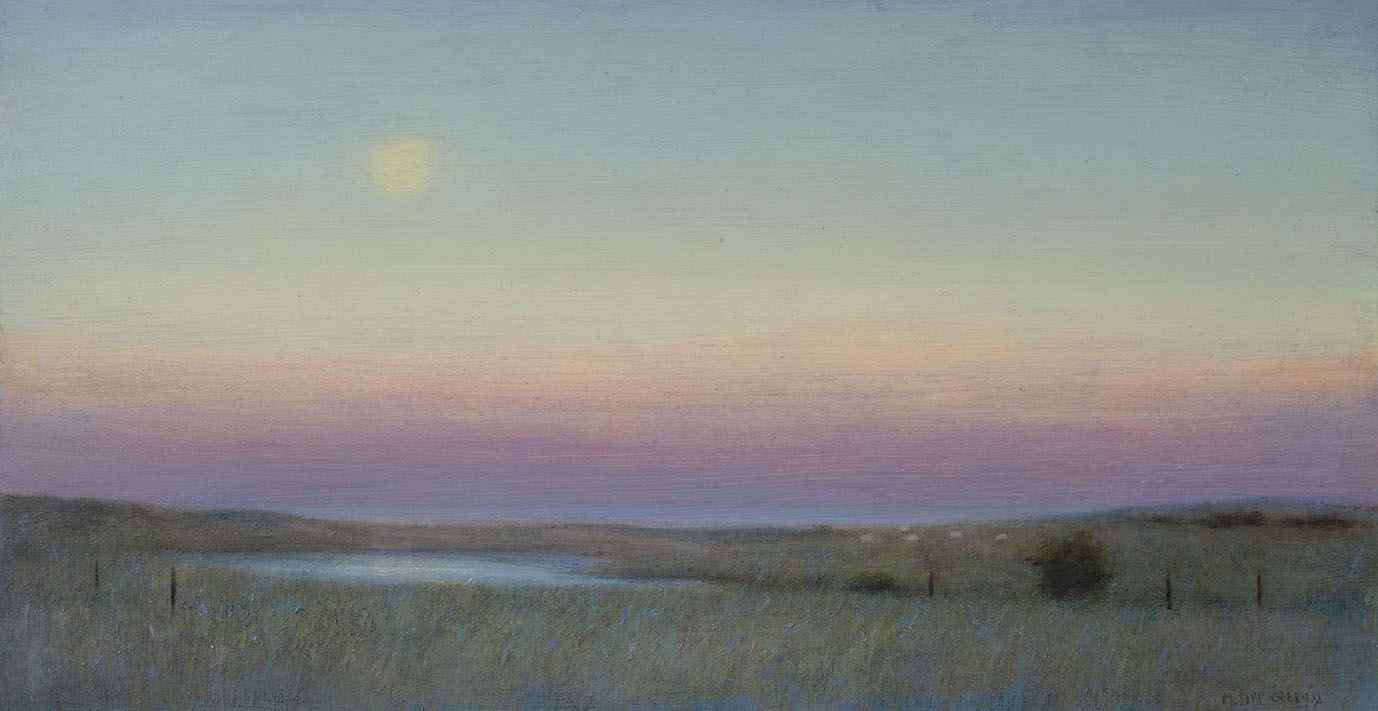 Summer in Chilmark, 2... by  Mary Sipp Green - Masterpiece Online