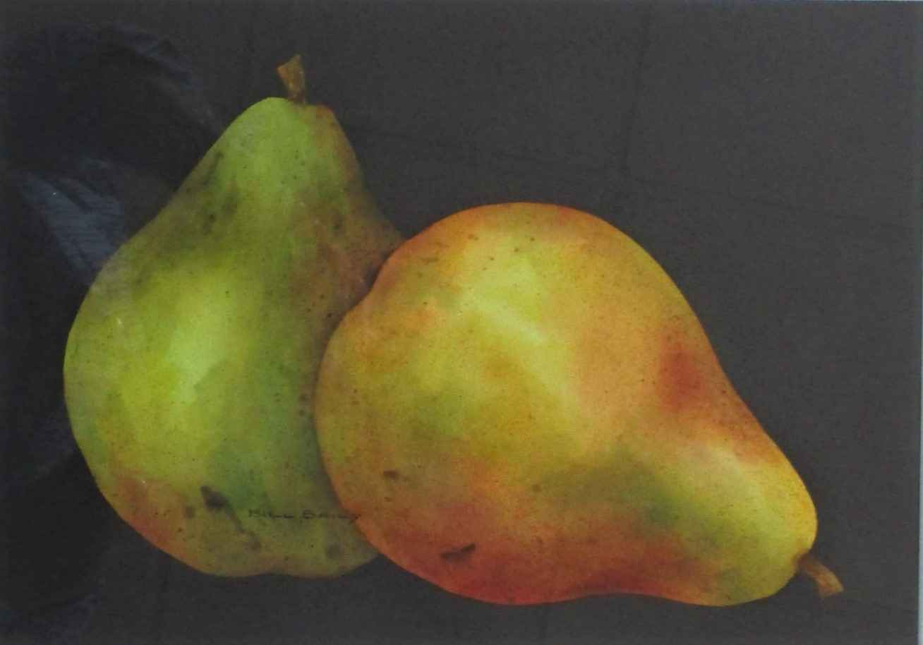 Yellow/Green pear by  Bill Baily - Masterpiece Online