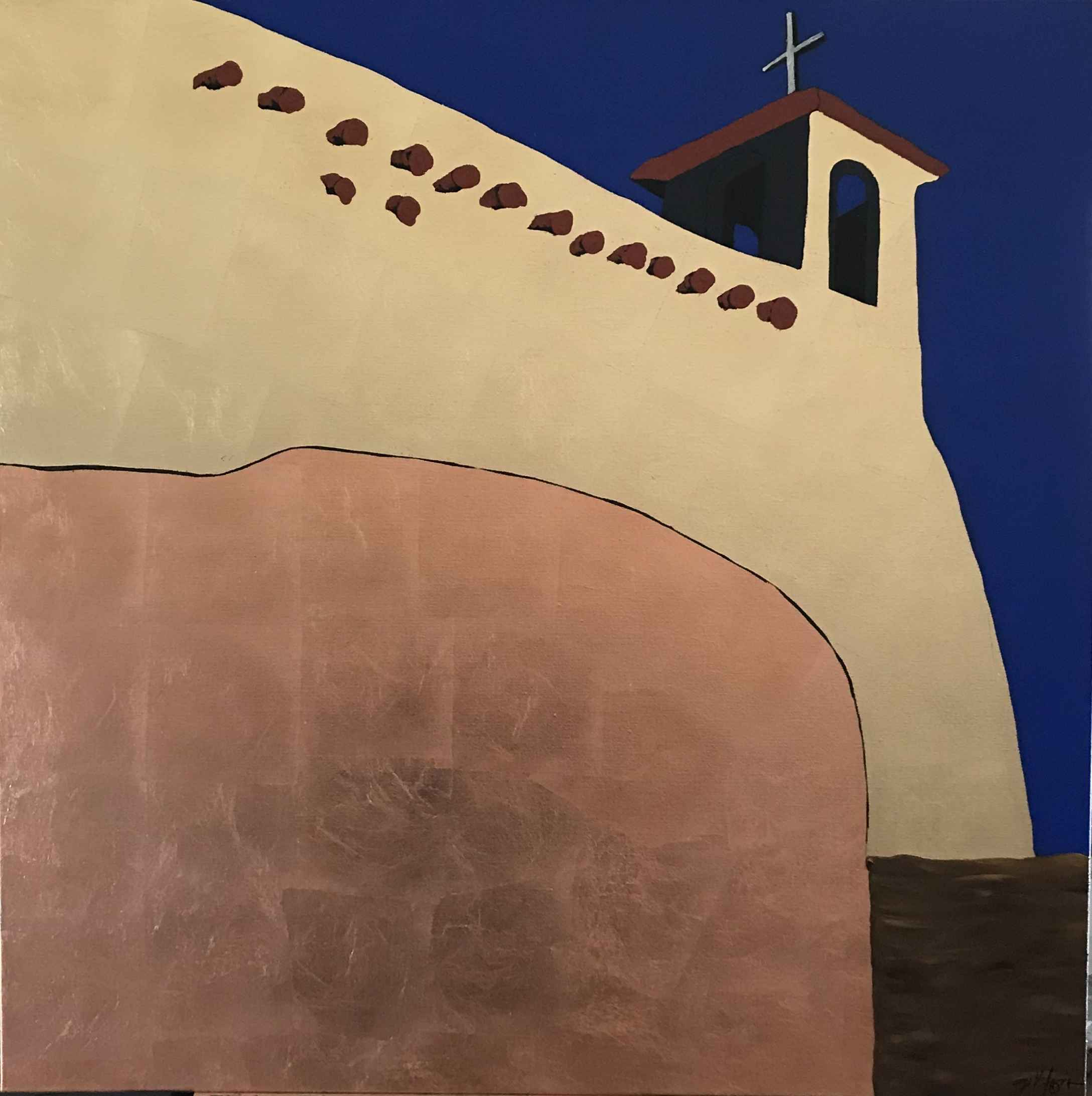 Dusk At Ranchos by  Alvin Gill-Tapia - Masterpiece Online