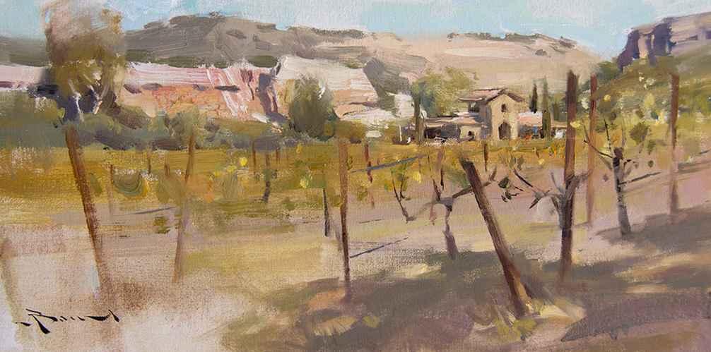 Alcantara  by  Mitch Baird