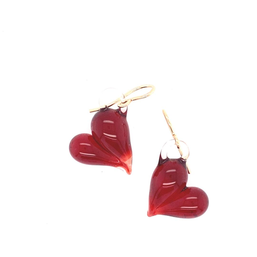 Heart Earrings