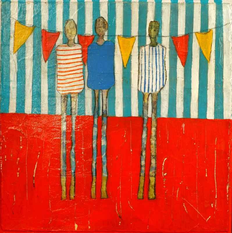 Hanging at the Big Sa...  by  Sue Robertson