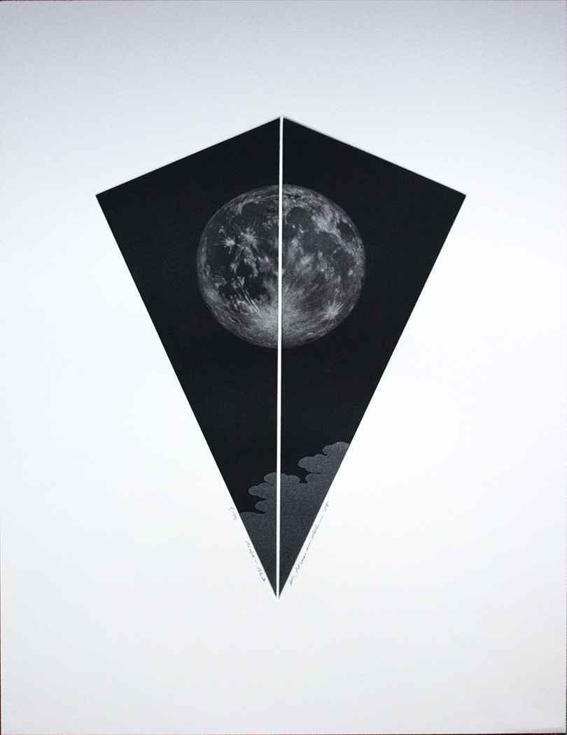Moon No.2 by  Katsunori Hamanishi - Masterpiece Online