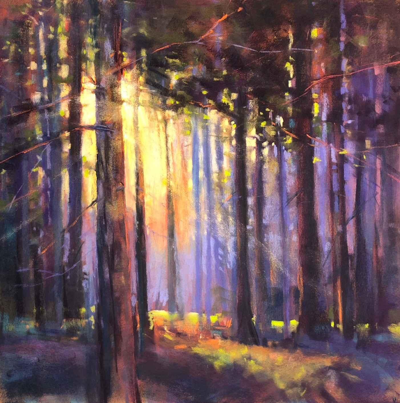 Wooded Symphony by  Amanda Houston - Masterpiece Online