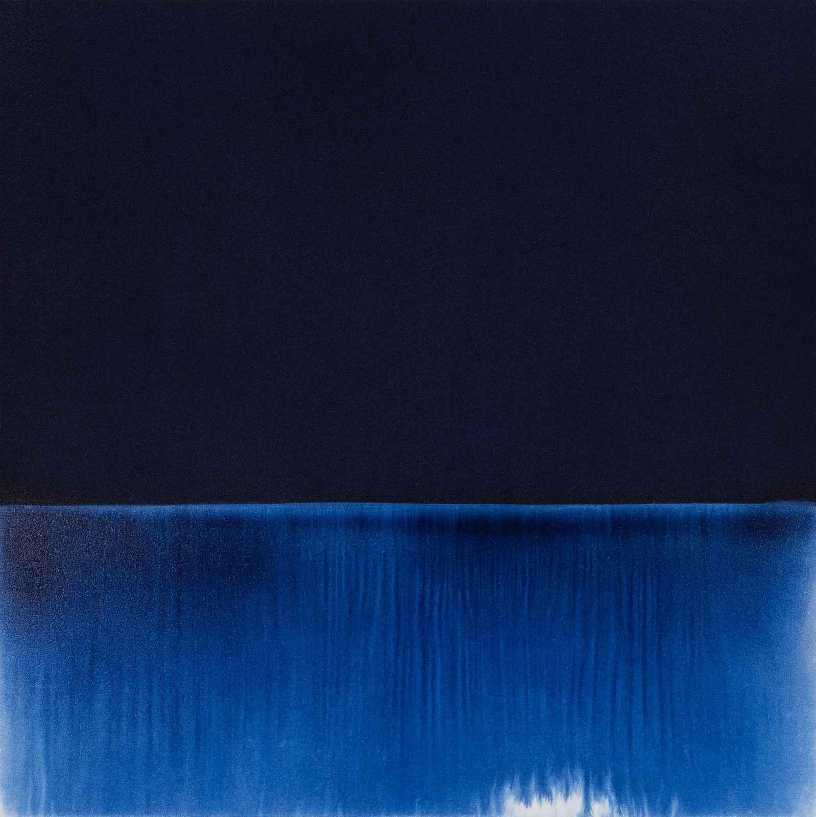 INDIGO FLOW #14 by Mr. JUAN ALONSO-RODRIGUEZ - Masterpiece Online