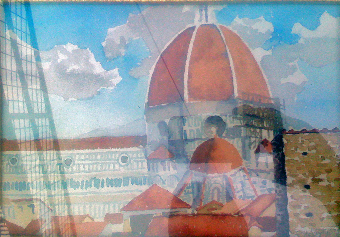 The Duomo of Florence by  Melissa Hefferlin - Masterpiece Online