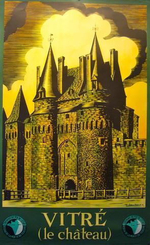 Vitré - Le Château (L... by   Hildenbrand - Masterpiece Online