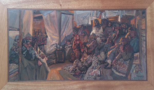 Deportation 2 by  Daud Akhriev - Masterpiece Online