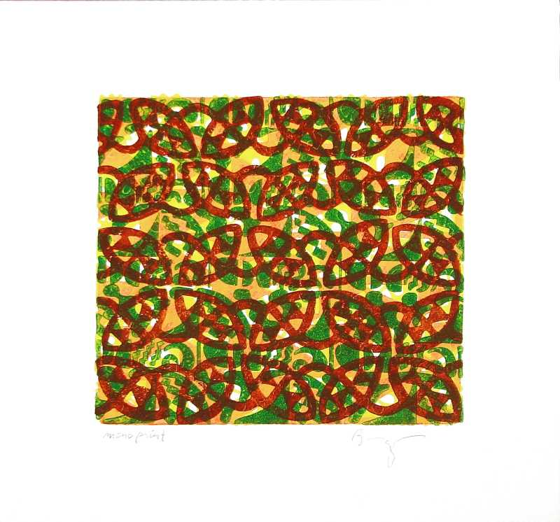 # 74 Multicolor by  Brendt Berger - Masterpiece Online