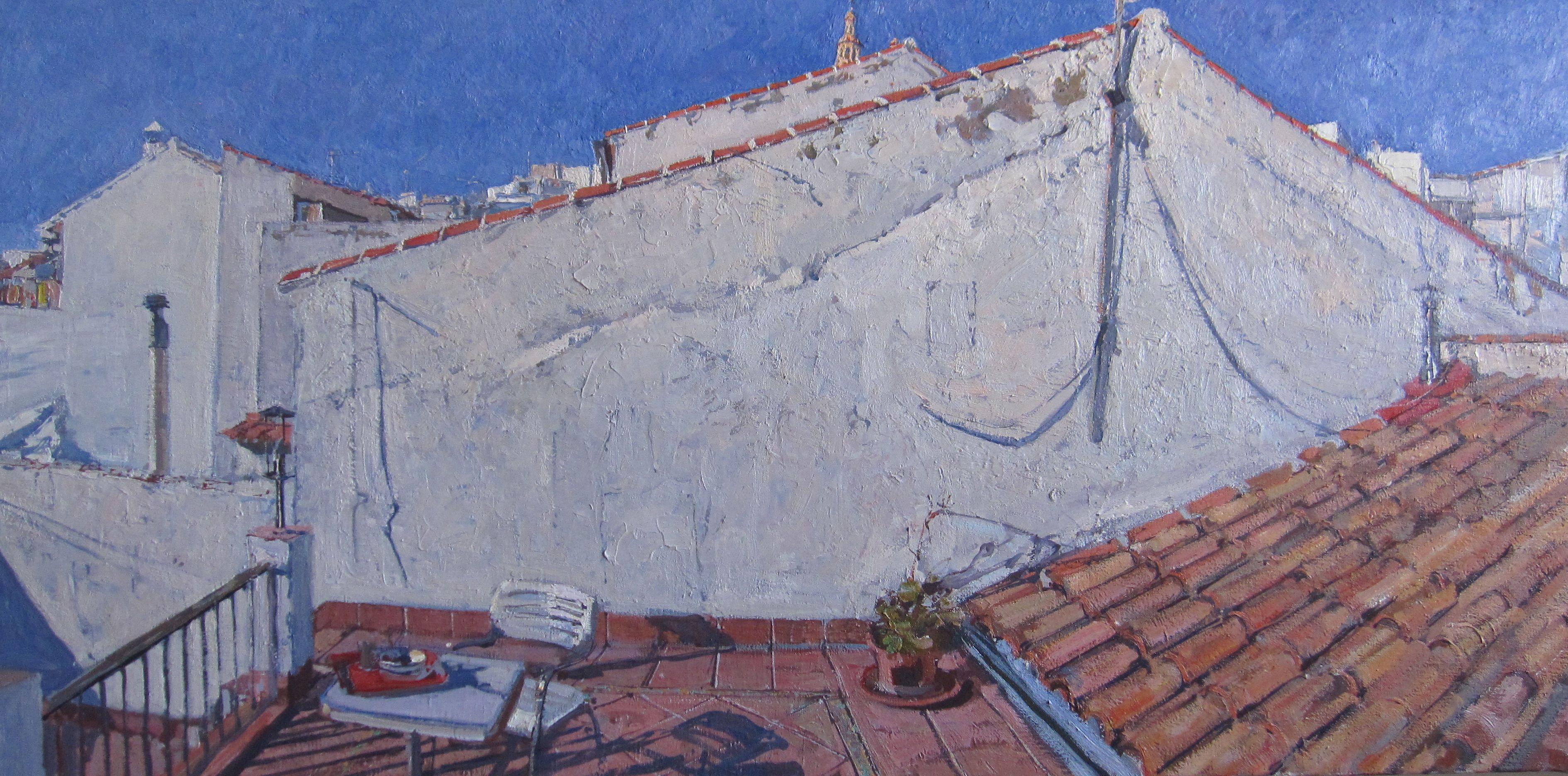 Pueblos Blancos VI by  Daud Akhriev - Masterpiece Online