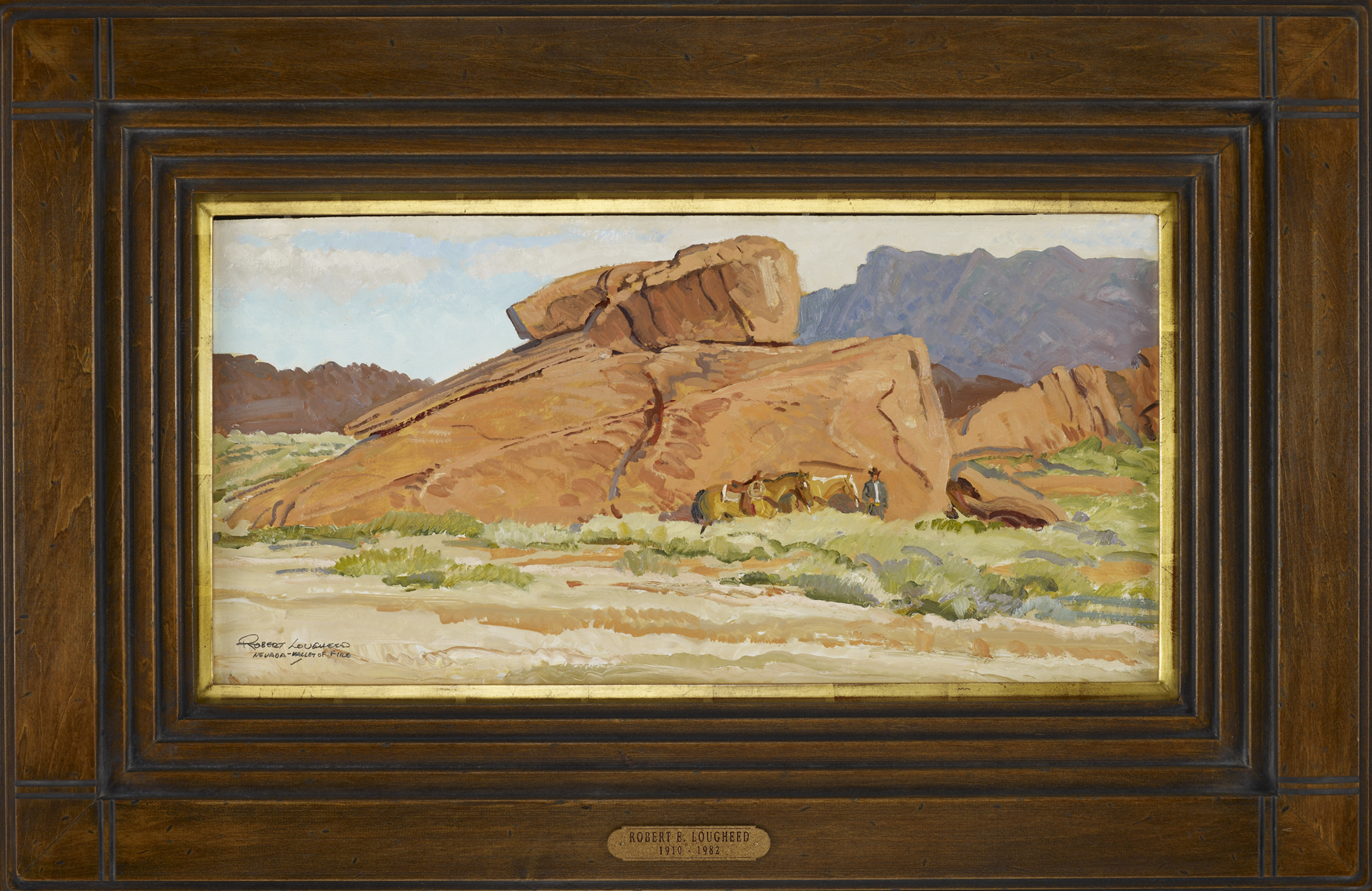 Red Rock Country, Val... by  Robert Lougheed - Masterpiece Online